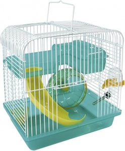 2 pisos jaula para hamster