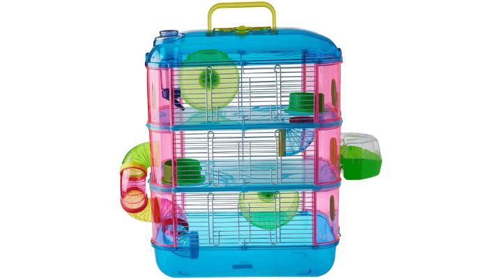 Jaula para Hamster Arquivet Gran Canaria Tres Pisos