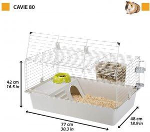 Ferplast Cavie 80 dimensiones