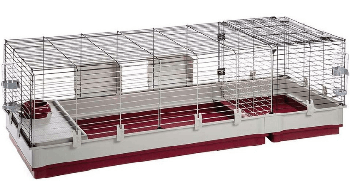 Ferplast Krolik 160: Jaula amplia para conejos