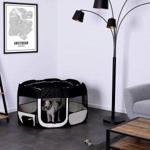 Ventajas de Dibea Parque para Cachorros de Tejido Oxford