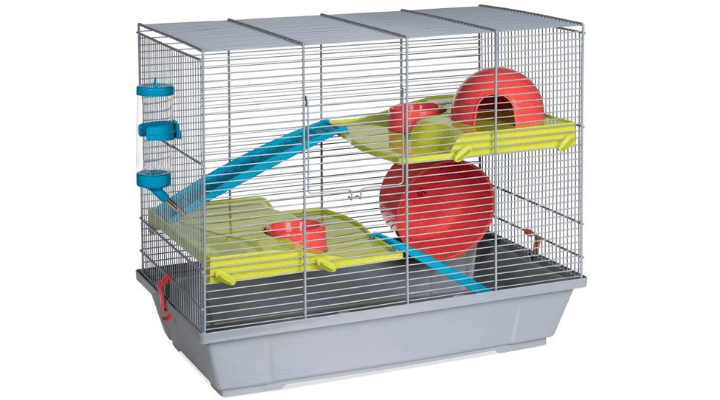 Voltrega 001149 G: Jaula para Hamster Ruso y Roborowski